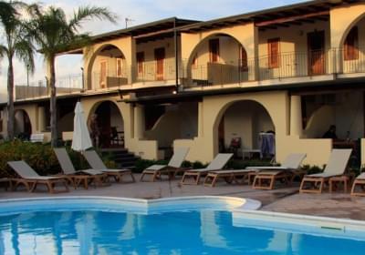 Casa Vacanze Residence Le Palme